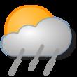 Poraanny deszcz